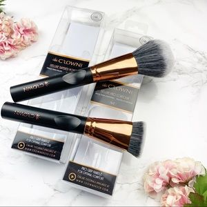 Sephora Makeup - Crown Deluxe Tapered Powder & Pro Contour Brush